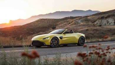 Photo of Aston Martin |  Fast and exclusive: the Aston Martin Vantage, agile and stimulating