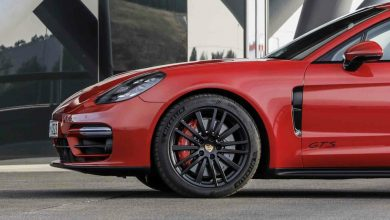 Photo of Test bench    The competition of the Porsche Taycan Cross Turismo