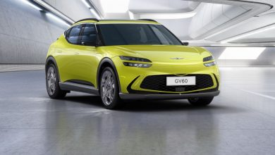 Photo of Genesis |  Genesis presents its GV60, an electric crossover