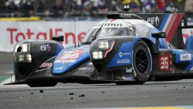 Photo of At the 24 Hours of Le Mans, Alpine was in seduction operation