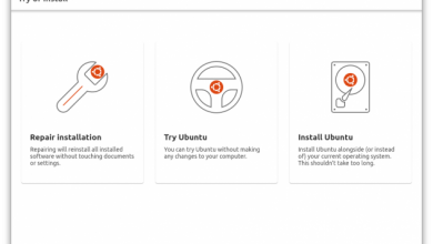 Photo of The new Ubuntu installer is available for testing