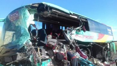 Photo of at least 29 dead in coach accident –